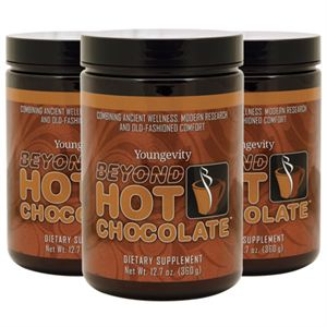 Picture of Beyond Hot Chocolate™ - 360g Canister (3 Pack)